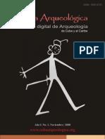 Revista Cuba Arqueológica Año I No. 1