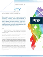 SUS Colorimetry White Paper