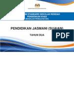 Dokumen Standard Pendidikan Jasmani (Suaian) Tahun 2 (1)