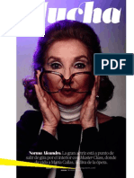 Norma Aleandro. Actress. Argentina.