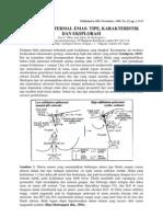 SEG Newsletter 1995 - Epithermal Indo