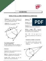 Geometria 06 La Circunferencia Ciencias