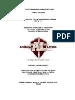 INSTITUTO EVANGÉLICO AMÉRICA LATINA