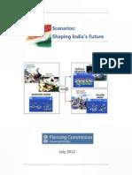 Scenarios Shaping India's Future