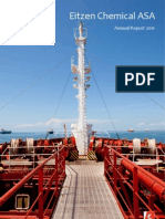 Annual Report 2011 Eitzen Chemicals