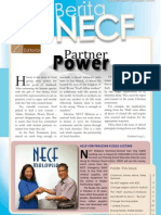 Berita NECF - September-October 2010