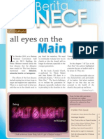 Berita NECF - January-March 2011