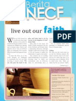 Berita NECF - April-June 2011