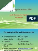 Tugas Business Plan