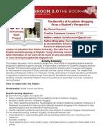 Rachel Rueckert - Benefits of Academic Blogging.pdf