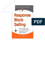 ResponseBlockSelling eBook