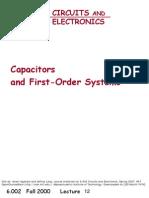 Basics of Capacitor