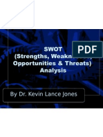 2a. SWOT Analysis