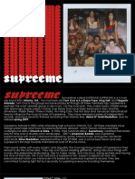 Supreeme Press Kit