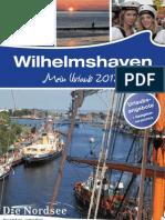 Urlaubsmagazin Wilhelmshaven 2012