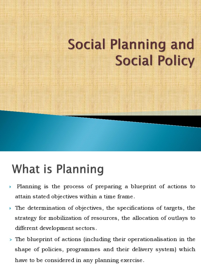 Social policy and social planning social policy policy malvernweather Choice Image