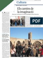 Els camins de la imaginació - La Vanguardia