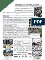 Acuerdos de Convencion 14 y 15 de Julio 2012 en Atenco