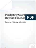 Marketing Your Shop Beyond Facebook