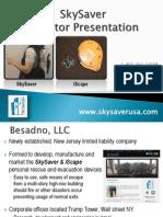 SkySaver Investors Ppt