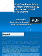 1-Dermatological Case Presentation