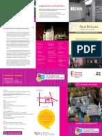 Brochure Chateau