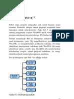 Cara Penggunaan WinAVR (Install, Cara Buat Program Baru, Progam Sederhana)