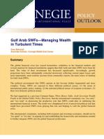 Gulf Arab Swf