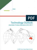 2012 Technology Outlook Australian Tertiary Education A4