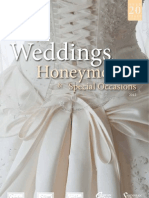 Weddings and honeymoons 2012