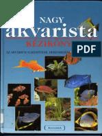 Nagy akvarista kézikönyv