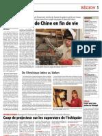 Article L'Express mardi 24 juillet 2012