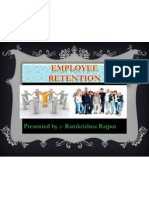 Employee Retention PPT ( Ram )
