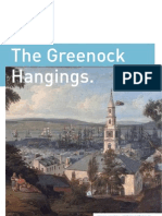 The Greenock Hangings