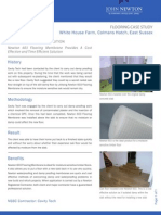 CaseStudy Newton Damp Proofing Flooring Sussex Farm Oct09
