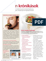 Kalofagas Featured in Stahl (Hungary) Magazine