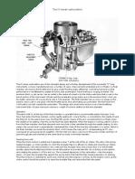 The IV Series Carburettors