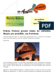 Polícia Federal prende irmão do radialista Mução por pedofilia, em Fortaleza