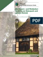 Die Bauern- und Waldarbeiterdörfer im Naturpark und seinem Umfeld