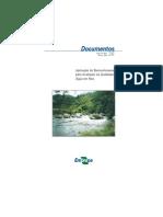 Biomonitoramento para avaliação de Qualidade da àgua dos Rios