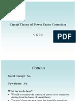 Power Correction Circuit Theory