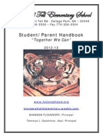 student-parent handk