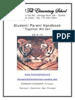 student-parent handk