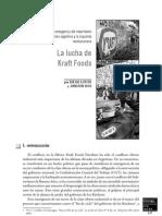 La lucha de Kraft Foods. La emergencia del movimiento obrero argentino y la izquierda revolucionaria