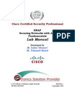 Cisco Asa Lab Manual Final