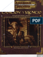 D&D 3.0 - Cancion y Silencio, Una Guía para Bardos y Picaros