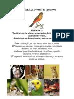 Proteção animal