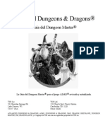 AD&D 2.0 - Guia Del Dungeon Master