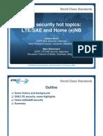 NOKIA ValtteriNiemi 3GPPSecurityHotTopics LTESAEandHome(e)NB