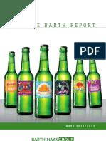 Raport  Barth-Haаs Group